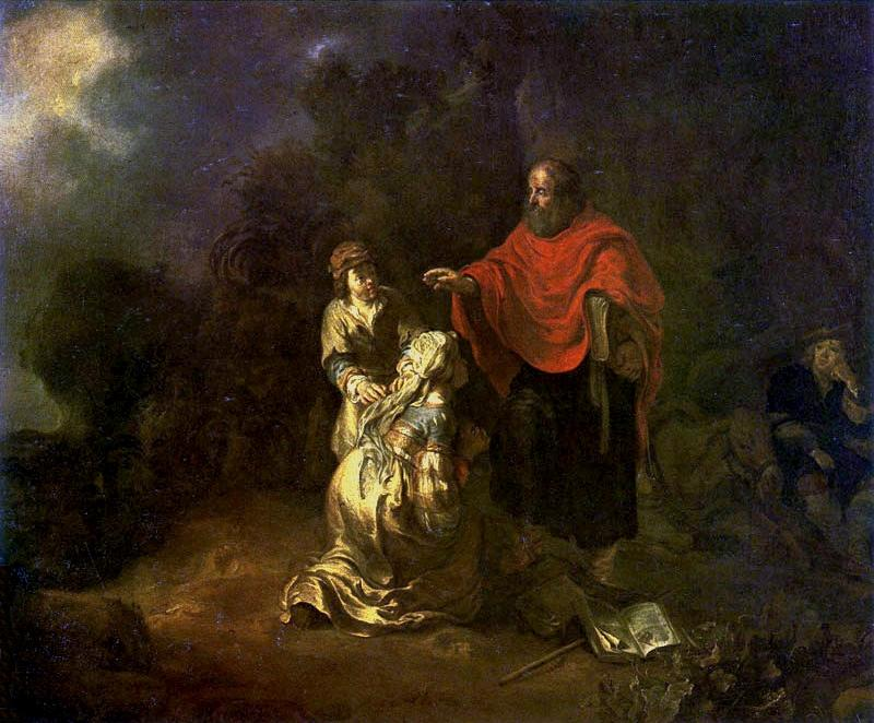 Elisha and the Shunamite Woman